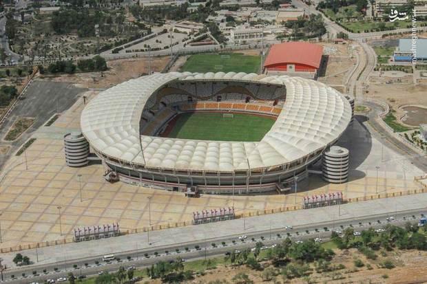 شهرآورد فوتبال خوزستان درورزشگاه اختصاصی فولاد برگزار می شود