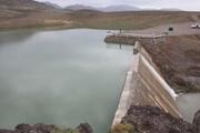 50 میلیون مترمکعب از سدهای آبخیزداری درجاسک آبگیری شد