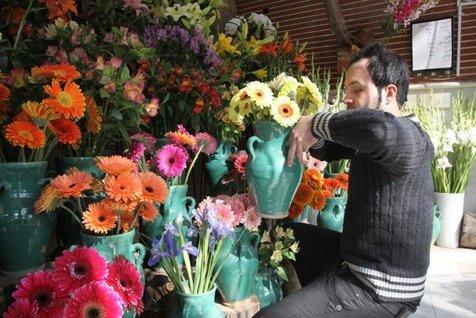 قیمت گل در ایران ۶ برابر هلند!