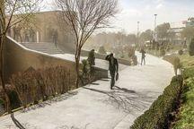 باد شدید همراه با بارش برف و باران اصفهان را فرا می گیرد