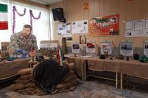 1357 نمایشگاه انقلاب در مدارس البرز گشایش یافت