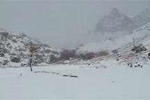 برف و کولاک پدیده قالب هواشناسی در استان مرکزی است