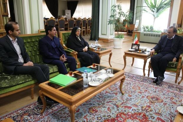 خراسان رضوی برای میزبانی از المپیاد ورزشی در سطح ملی آمادگی دارد