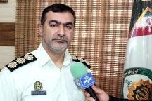 دستگیری سارق مسلح احشام با 15 فقره سرقت در اهواز