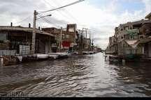 ستاد بحران برای آبگرفتگی اهواز تشکیل شد