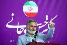 محمدرضا خاتمی: دلسوزان ملت را برای بازسازی عزت ایران به پای صندوق های رای بیاوریم