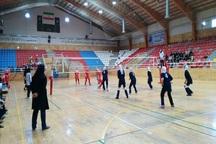 مسابقات والیبال جوانان دختر در آذربایجان غربی آغاز شد