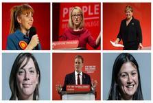 گزینه های احتمالی رهبری حزب کارگر انگلیس پس از کوربین+عکس