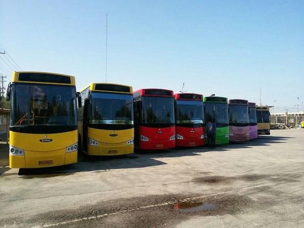 قیمت بلیت اتوبوس های شهری بیرجند 37 درصد افزایش یافت