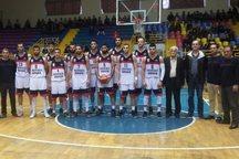 25میلیارد ریال بودجه برای تیم بسکتبال شهرداری گرگان مصوب شد