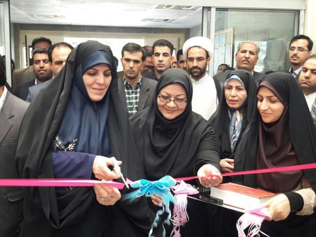 کتابخانه اسلام آبادغرب با حضور دستیار رییس جمهوری افتتاح شد