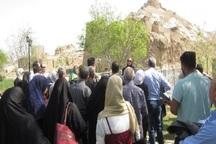 235 هزار گردشگر از جاذبه های تاریخی شهر ری دیدن کردند
