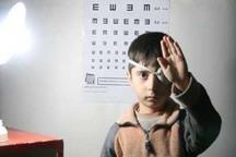 طرح غربالگری بینایی کودکان در قزوین آغاز شد