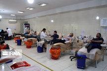 عزاداران آذربایجانشرقی ۲ هزار و ۸۰۰ واحد خون اهدا کردند
