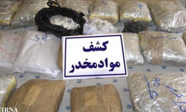 16 کیلوگرم مواد مخدر در چهارمحال وبختیاری کشف شد