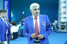 حضور داور تکواندو سیستان و بلوچستان در رقابت های گرند اسلم