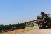 یک نوجوان دزفولی در رودخانه دز غرق شد