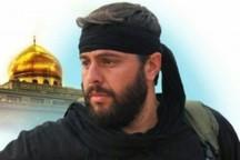 پیکر مطهر شهید مدافع فردا در شهر درچه تشییع می شود