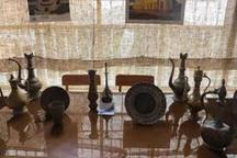 نمایش یافته های باستان شناسی وستمین در عمارت کلبادی ساری