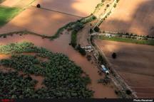 خروج بیش از 210 هزار هکتار زمین کشاوزی زیرآب رفته در سیل خوزستان  70 هزار هکتار زمین به زیر کشت رفت