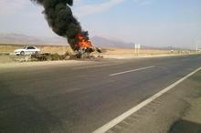اسامی مصدومان حادثه اتوبوس و تانکر حمل سوخت اعلام شد