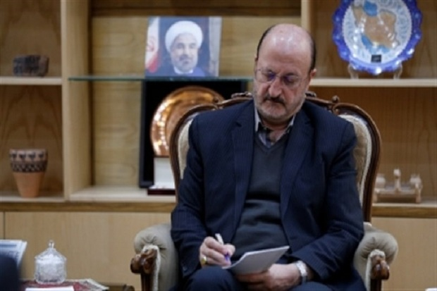 استاندار قزوین روز پرستار را تبریک گفت