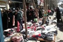 حکایت قدیمی دستفروشان و شهرداری سنندج