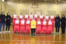 تیم هندبال نفت گچساران پترو آموت بوشهر را شکست داد