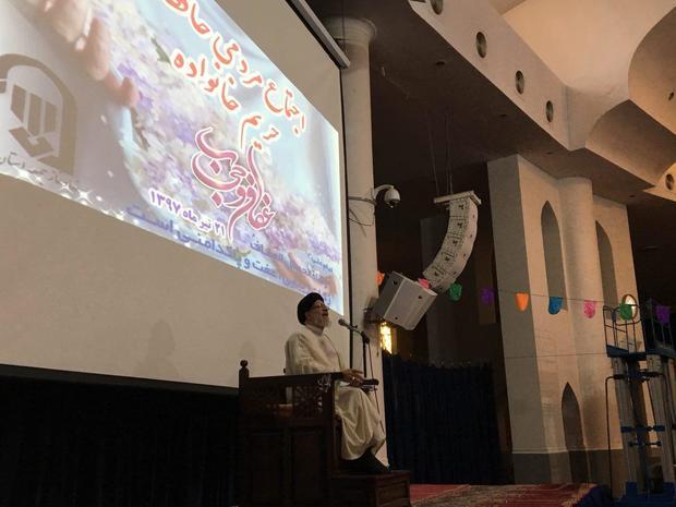 صهیونیسم به دنبال تخریب عفاف و حجاب در ایران است