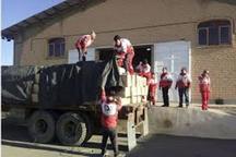 ارسال نخستین محموله کمک های مردم آذربایجان شرقی به زلزله زدگان