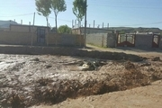 توضیحات شرکت آب منطقهای در خصوص شکستن سد امندی یک هریس