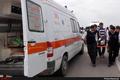 حرکات نمایشی کاروان عروسی در قم حادثه آفرید  ۳۴ افغانی مصدوم شدند