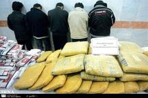 1420کیلوگرم مواد مخدر در هرمزگان کشف شد