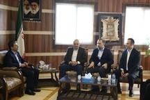 اعلام آمادگی آلمانیها برای سرمایهگذاری ۱۲میلیون یورویی در آذربایجانغربی