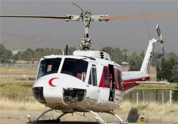 هلال احمرخوزستان درخصوص انتشار ویدئوی بالگرد امداد توضیح داد