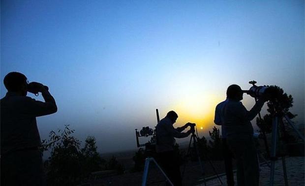 6 گروه بوشهری هلال ماه شوال را رصد می کنند