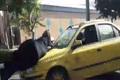 حرکت تکان دهنده یک راننده تاکسی در اصفهان