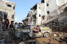 اشک تمساح غربی ها برای مردم یمن!