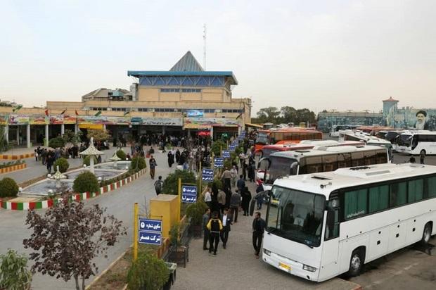 جابه جایی بیش از 2 میلیون نفر با ناوگان مسافربری جاده ای قزوین