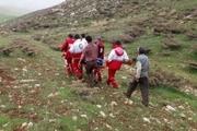 یک درهنورد در الموت غربی از مرگ نجات یافت