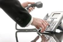 تلفن بزرگترین روستای آستارا به علت سرقت سیم قطع شد