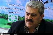 مدیرکل محیط زیست بوشهر: شکار چهارپایان در همه مناطق زیست محیطی این استان ممنوع است
