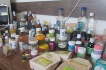 کشف و توقیف داروهای غیرمجاز در شهرستان قزوین