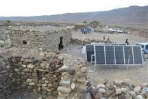 27 پنل انرژی خورشیدی در بردسیر به بهره برداری رسید