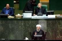 نشست روحانی با نمایندگان سه استان برای بررسی بحران آب برگزار می شود
