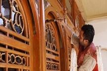 رنگ مرمت بر تن آثار تاریخی فارس