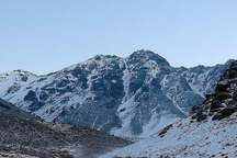 وسعت ذخیره برف در ارتفاعات مازندران کاهش یافت