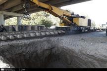 عملیات احداث زیر گذار پل امام رضا(ع) ورامین آغاز شد
