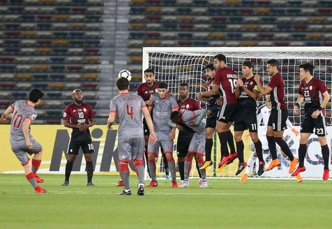 آمار الدحیل در تقابل با تیمهای ایرانی در لیگ قهرمانان آسیا