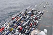 بیش از 100 هزار خودرو با تخلف وارد شد / 5 خانواده، خودروهای لوکس وارد کرده بودند